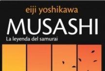 Musashi / Fotos, grabados y dibujos relacionados con el samurái más famoso de la historia de Japón, Miyamoto Musashi