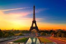 Best Places I've Visited • EUROPE
