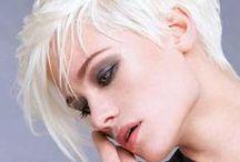 Short Hair & Pixies Cuts / Cortos de tendencia. Viva la peluquería.