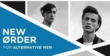 Hair Men / Cool Line. Línea masculina que Periche Profesional ofrece a sus consumidores, formada por dos tipos de champús y un acondicionador, todos ellos con un aroma fresco mentolado.