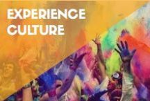 EXPERIENCE CULTURE / Traveling is not only about visiting, it's LIVING.