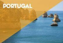 PORTUGAL / Oh Portugal. The Atlantic breeze, the perfect climate and the most amazing delicious food. Share your love for Portugal!