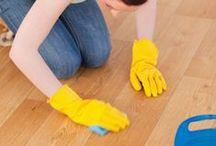 Reinigung / limpieza / cleaning / Trucos de limpieza