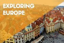 EXPLORING EUROPE / Insights of where I've been in Europe