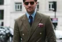 Men's Fashion / Man style