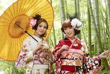 japonki i pawie