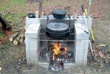 Outdoor Cooking / outdoor Cooking