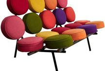 Les Chaises ! / My dream chair/lounger.  Sitting on marshmallows !!