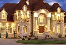 D R E A M H O U S E S / Big, beautiful Dream houses.