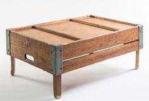 Möbel im Vintage und Industrie Stil / Stylishe Möbel im Vintage und Industrie Stil. Die richtige Abteilung also für Design Liebhaber und Sammelfreunde!