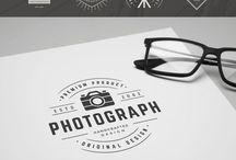 Fotós logók