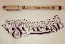 typography & quotes / by GoldfieldArts
