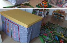 Table playhouse