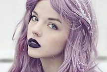 Hair / Here's a collection of photos of cuts, colors, up-do's and other cool hair photos!