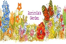 Auricula's Garden  / A particularly perfect place to stitch and find handmade goodies