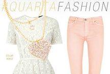Quarta Fashion / Os looks de quarta para sua semana ter uma inspiração a mais, mesmo na correria do cotidiano.
