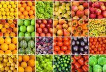Alimentazione e Diete / Come mangiare sano con cibi naturali, integrali e vegetali