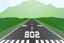 Route 802  / Our reseller for NY, VT, NH