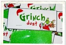 How The Grinch Stole Christmas / Fun and Creative ideas to apply during your Practickle readings of the Grinch!