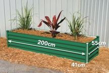 "Hexies Raised Garden Beds / Utilize your space with Raised Garden Beds. No more spaces is required. Visit online website ""http://raisedgardenbed.net.au/"" to purchase Garden Beds."