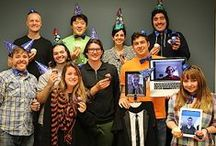 Life at Poll Everywhere! / We are a quirky bunch of people who love to have fun while providing the best in real time polling!  We're weird and we embrace it. http://www.polleverywhere.com/jobs