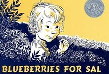 Blueberries For Sal by McCloskey / This board supports one of our guided reading book suggestions, Blueberries For Sal by Robert McCloskey. Head to www.practickle.com for the three part reading guides to accompany this reading. Our pins include math games, art ideas, narrated readings, literacy games and more