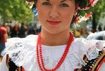 Folklor polski / by Zofia Morozowska