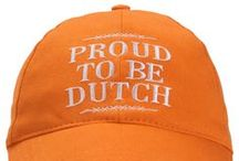 KNVB COLLECTION / Proud to be Dutch - Support in style http://www.vangils.eu/en/knvb-collectie