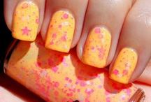 99 Shades of Orange Nail Polish / Shades of Orange! / by Mya Casey
