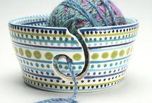 Yarn bowl / Yarn bowls