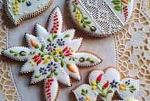 Gingerbread / baking