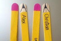 Cool Classroom ideas & Supplies / #PCSCweCARE