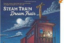 Steam Train, Dream Train by Sherri Duskey Rinker / The book Steam Train, Dream Train by Sherri Dusky Rinker is wonderful. This board is full of ideas to support and extend beyond the reading.