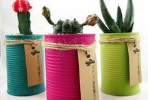 Jar/ Tin Crafts