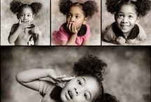 Simply Portraits... / ...No gimmicks, no wagons, or little props.