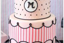 Birthday cake / Torty