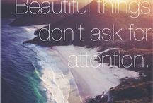 Beautiful Quotes / It's nice to be important, but it's important to be nice!