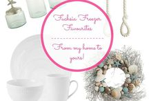 Fun In The Kitchen / Fun things for the kitchen! great hacks, kitchen décor inspiration, tablescapes