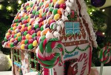 Gingerbread house / Gingerbread house  Domek z piernika