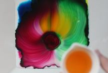 Art: Painting / Art & painting ideas for adults with a disability