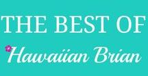 HAWAIIAN BRIAN - MY BLOG / Latest blog posts on hawaiianbrian.com, the best freaking travel blog in the world! Get inspired and informed for all things travel including travel tips, weekend getaways, travel planning, vacations, holiday travel, travel packing, searching flights and accommodation and much more!