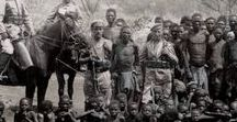 Colonial wars in Africa / Colonial wars in sub-saharan Africa excluding Portugese colonial wars.