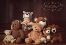 baby & toddler photography ideas / by Beth Vassar