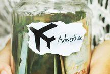 Adventure / by Alexis Garfield