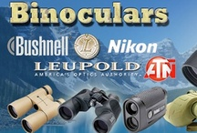 Binoculars / Binoculars, Spotting Scopes, Riflescopes & Rangefinders and more!