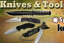 Knives & Tools / http://www.gunholstersunlimited.com/knives-tools.html