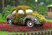 ~ Le Jardin ~ / by Loraine Davis