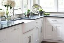 Kitchen Inspiration / Ideas and inspiration for the perfect kitchen