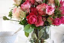 Flores / Arranjos pequenos e charmosos...