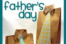 Father's Day / Make Father's Day gifts and dinner a little easier with these great ideas.